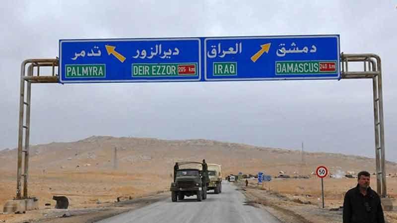 خطة جديدة تؤمن حدود العراق مع سوريا