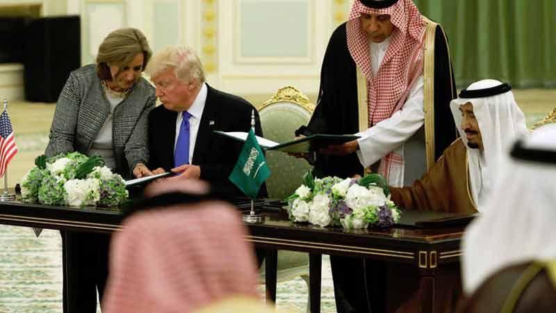 الكونغرس يُعرقل صفقات أسلحة أمريكية مع السعودية