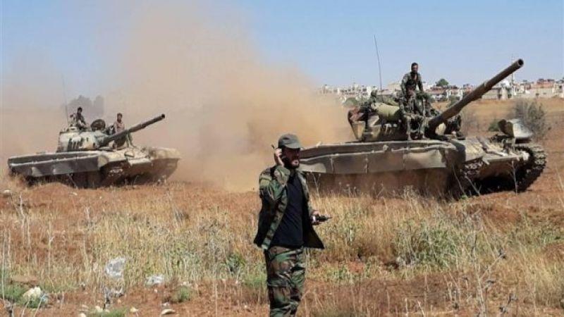 كيف تسير العمليات العسكرية للجيش السوري في ريفي حماه وإدلب؟