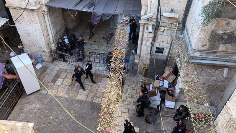 شهيد وإصابتان برصاص شرطة الاحتلال في القدس
