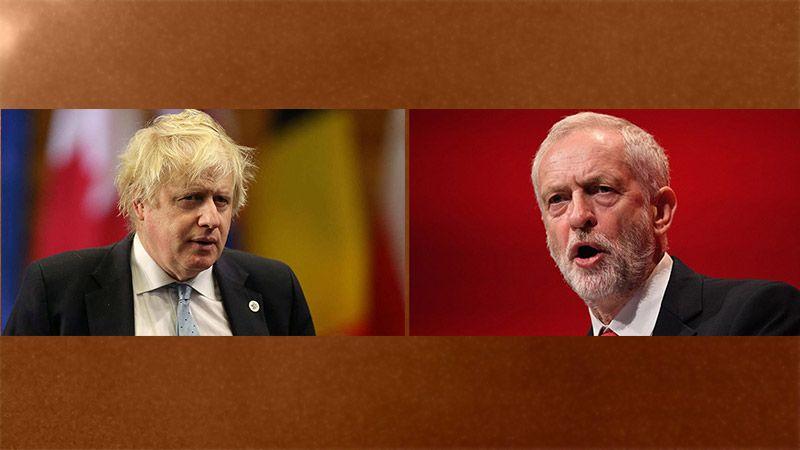 المعارضة البريطانية تدعو لإسقاط جونسون