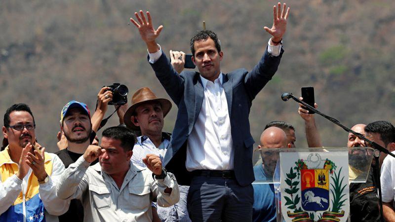 أعضاء من المعارضة الفنزويلية زاروا الأراضي المحتلة