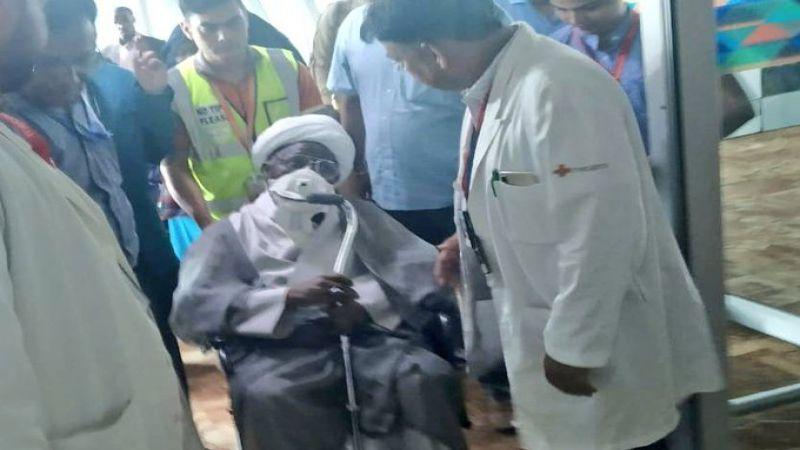 الشيخ الزكزاكي محروم من العلاج الطبي حتى الساعة ومُحاصر أمنيًا