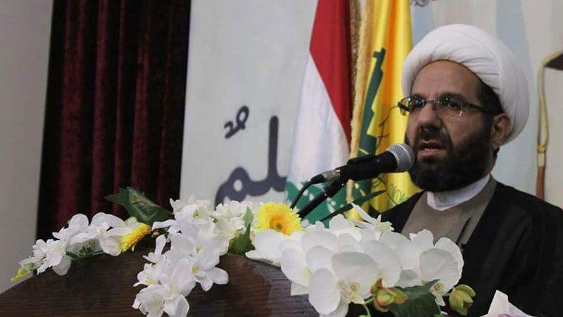 الشيخ دعموش: معادلة القوة تحصّن لبنان في مواجهة العدو