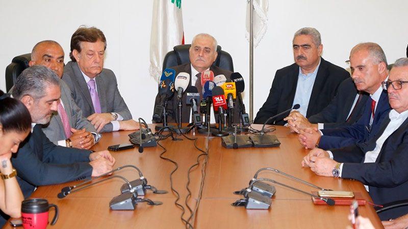 جبق: علينا التعاون جميعًا لتجاوز أزمة أموال المستشفيات والأطباء