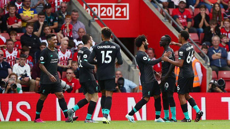 ليفربول وأرسنال يواصلان الفوز للأسبوع الثاني من الدوري الممتاز