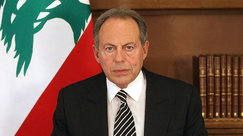 الرئيس لحود: لا يجب أن نهدر الدماء المبذولة من أجل كرامة لبنان