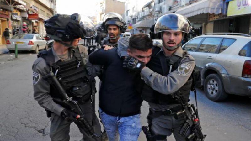 الاحتلال يعتقل 27 فلسطينيًا في الضفة الغربية
