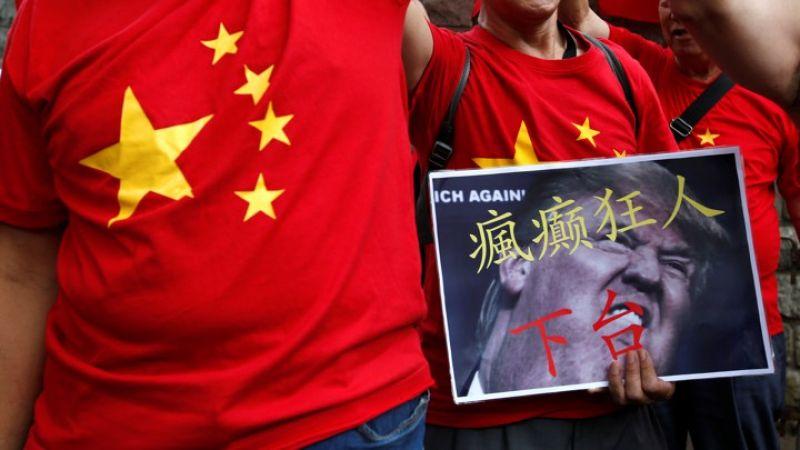 """""""ذي أتلانتك"""": أحداث هونغ كونغ أزمة لترامب"""