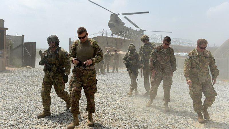 """مجموعة """"صوفان"""": أميركا تقف موقف الذليل في أفغانستان"""