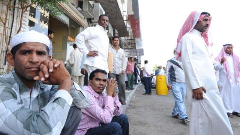 السعودية تسحق العمالة الوافدة
