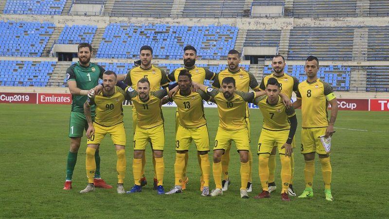 العهد يواجه صعوبات في العبور الى ثمن نهائي دوري أبطال العرب