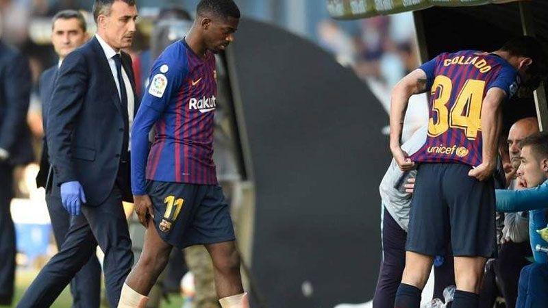 نادي برشلونة يتلقّى ضربة جديدة