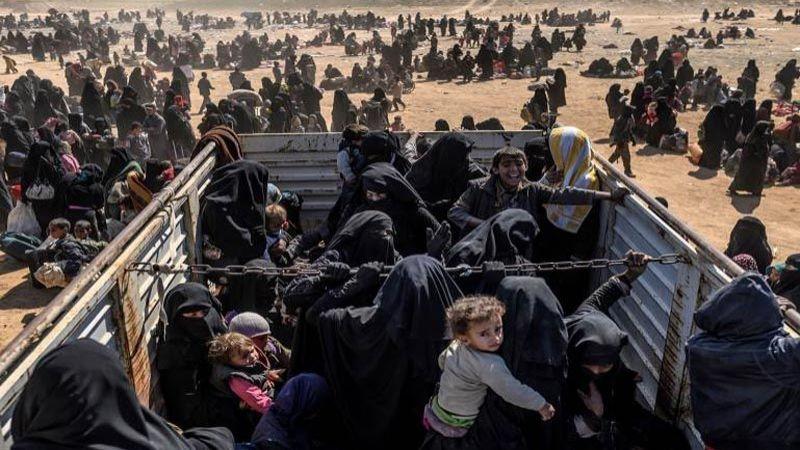 """""""نيويورك تايمز"""": مخيّم الهول تحوّل الى معقل لـ""""داعش"""""""