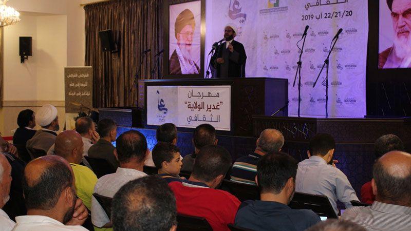 الشيخ دعموش: آمال الامريكي خابت في لبنان
