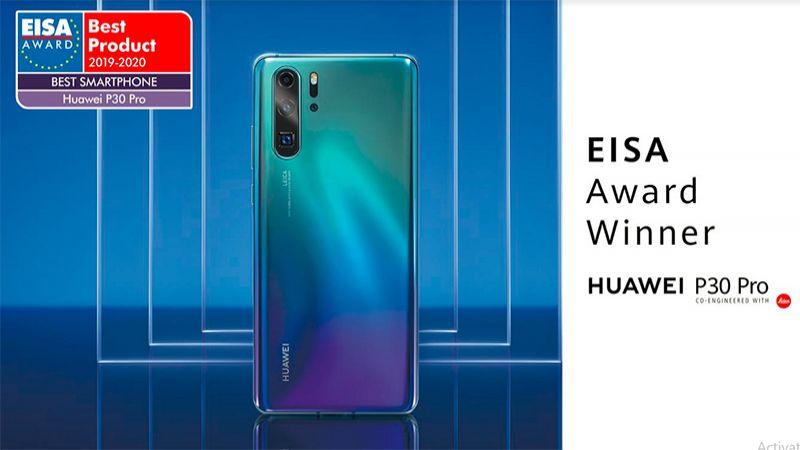 HUAWEI P30 Pro أفضل هاتف ذكي للعام 2019