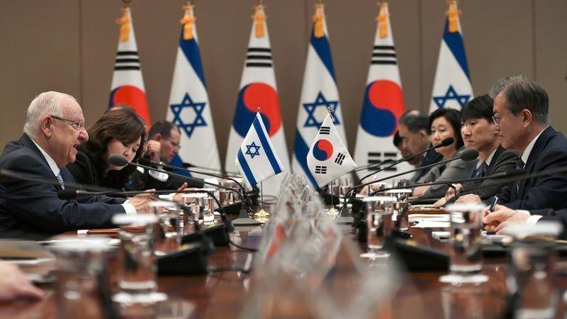 مستوطنو الجولان المحتل غاضبون بعد توقيع العدو اتفاقًا تجاريًا مع كوريا الجنوبية