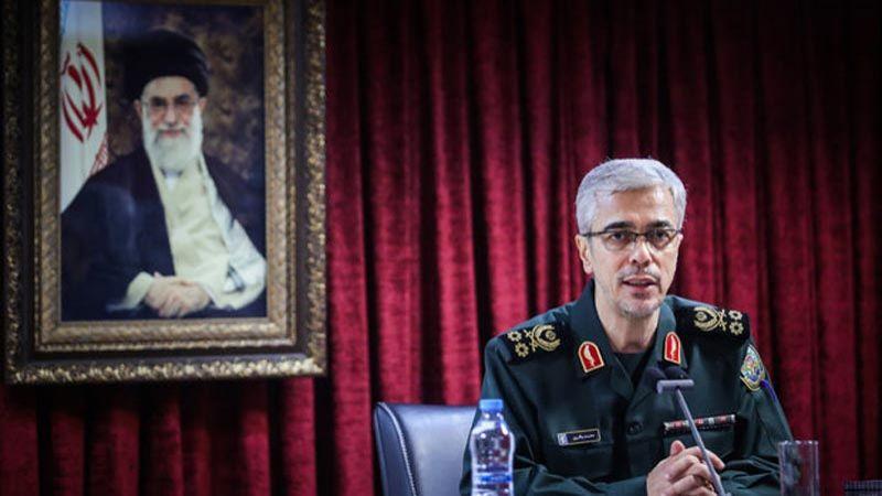 اللواء باقري: إيران ستتحوّل إلى قوة لا تُهزم