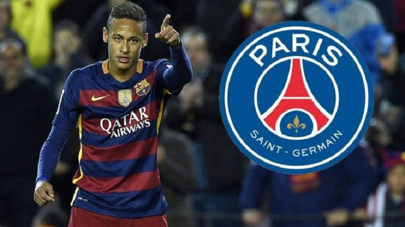 سان جرمان يرفض عرض برشلونة لضم نيمار بالإعارة
