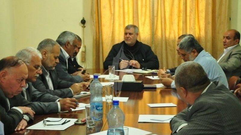 القوى الفلسطينية في غزة تناشد رئيس الوزراء اللبنانية بتعديل قانون وزير العمل بشأن اللاجئين