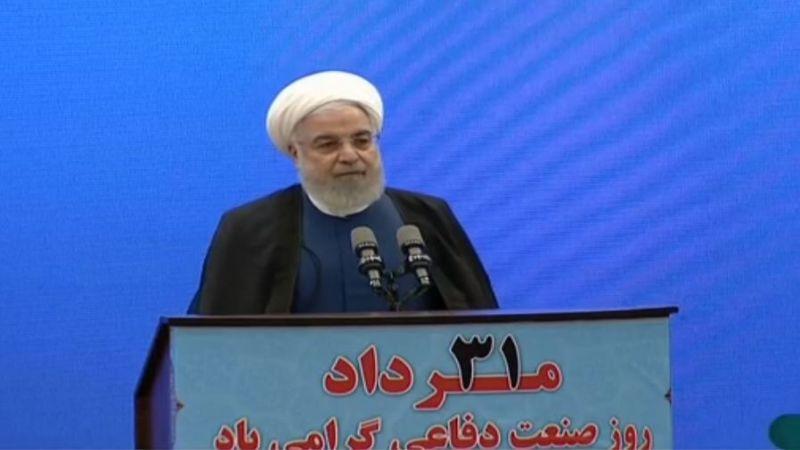 روحاني: أمريكا هُزمت في المنطقة ونحن من ربحنا في الميدان