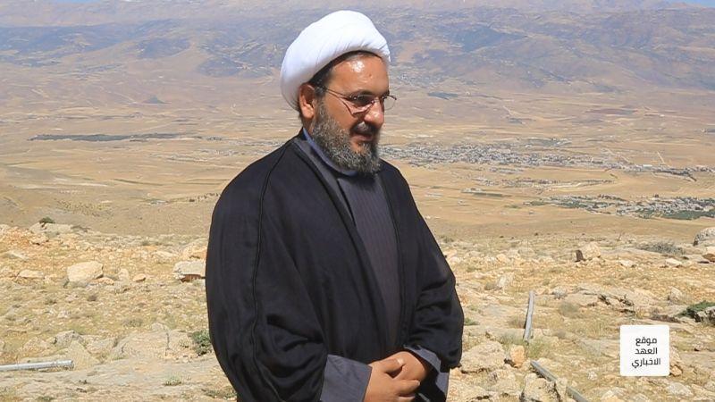 روحية أهل البقاع الايمانية الجهادية مرجعها المساجد والحسينيات