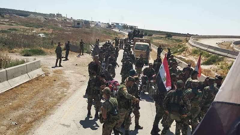 الجيش السوري يستعيد ريف حماة الشمالي بالكامل بعد سيطرته على مورك