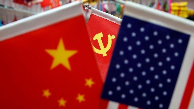 تصريحات ترامب الجنونية تشعل حرباً تجارية مع الصين