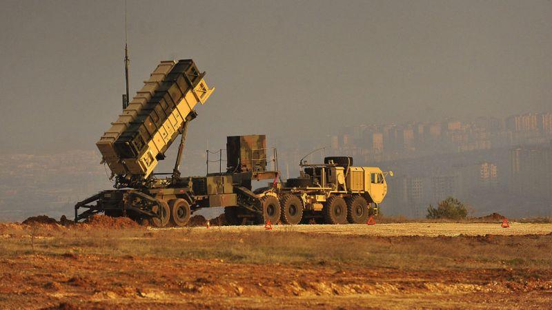 """واشنطن ألغت صفقة بيع صواريخ """"باتريوت"""" لأنقرة"""