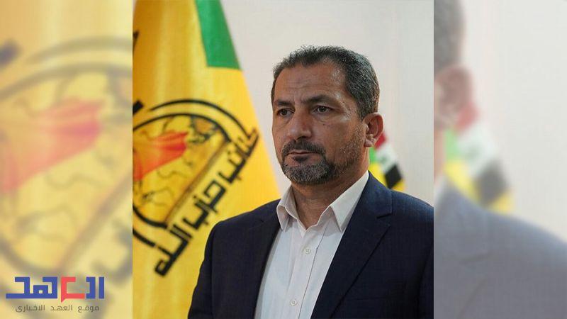"""المتحدث باسم كتائب حزب الله العراق لـ""""العهد"""": سيكون ردنا قاسيًا على أي استهداف وأميركا تتحمل المسؤولية"""