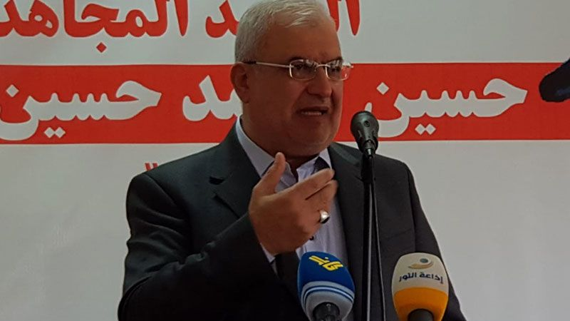 رعد: للتعاون وتناسي الخلافات في لبنان