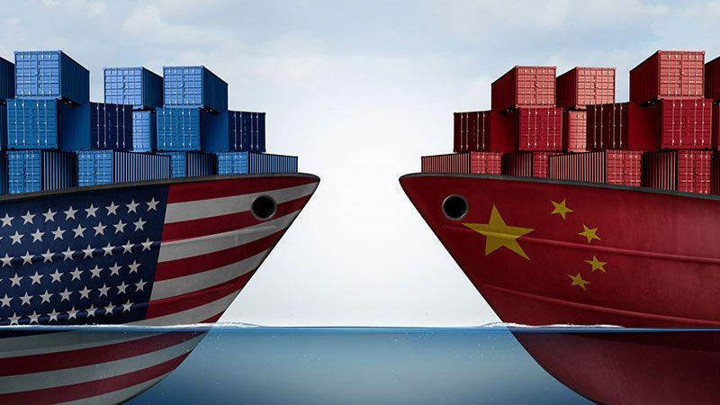 الولايات المتحدة والصين تتبادلان فرض الرسوم الجمركية العقابية