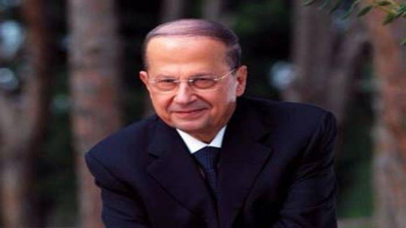 الرئيس عون يدين العدوان السافر على الضاحية: دليل اضافي على نيات اسرائيل العدوانية