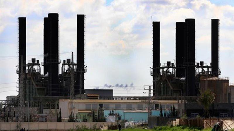 الظلم المستمرّ.. الإحتلال يقلّص كميات وقود محطة كهرباء غزة