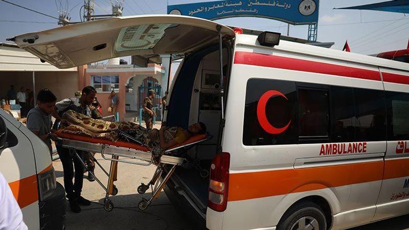 العدو منع سفر 661 مريضا من غزة خلال تموز الماضي