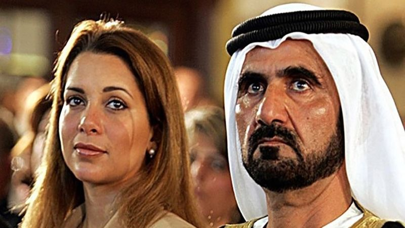 محمد بن راشد يعتقل رئيس تشريفات دبي