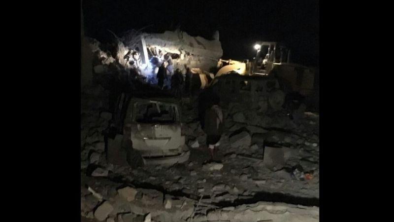 اليمن: طيران العدوان السعودي يرتكب مجزرة بحق الأسرى في سجن ذمار