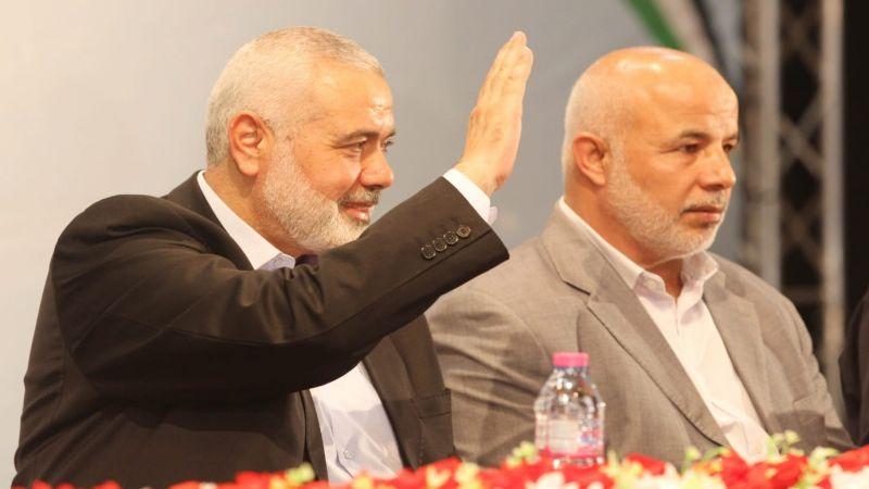 """هنية يحيي حزب الله ويعلن افشال مخطط """"جهنمي"""" لضرب الحالة الأمنية في غزة"""