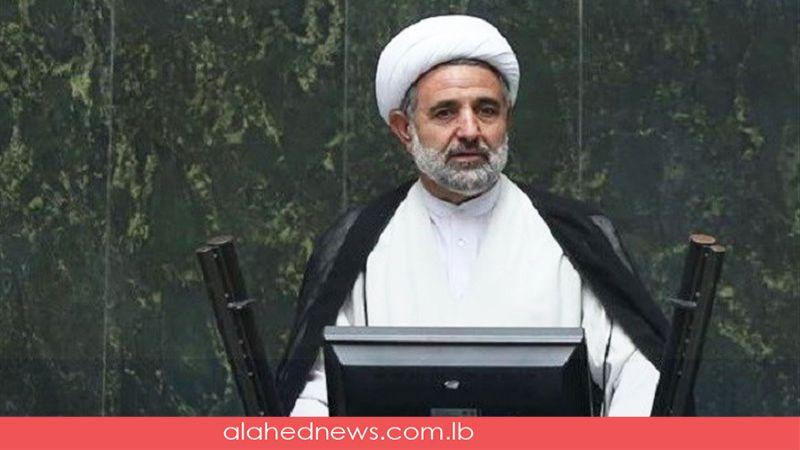 """رئيس لجنة الأمن القومي الإيراني لـ""""العهد"""": أصدقاء المستضعفين في العالم مسرورون من الرد والأعداء خائبون"""