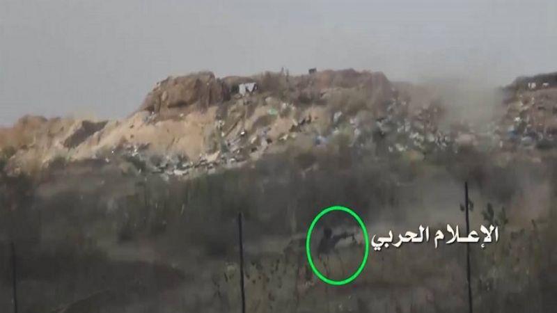 ضربات متتالية للجيش اليمني على مواقع العدوان في نجران وعسير والبيضاء