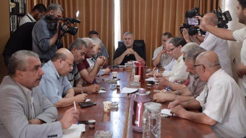 القوى الوطنية والإسلامية في غزة: لإنهاء الانقسام والتصدي للمجرم نتنياهو