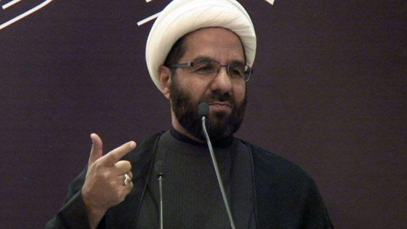 الشيخ دعموش: خيار التسوية لم يعط الأمة سوى الضعف