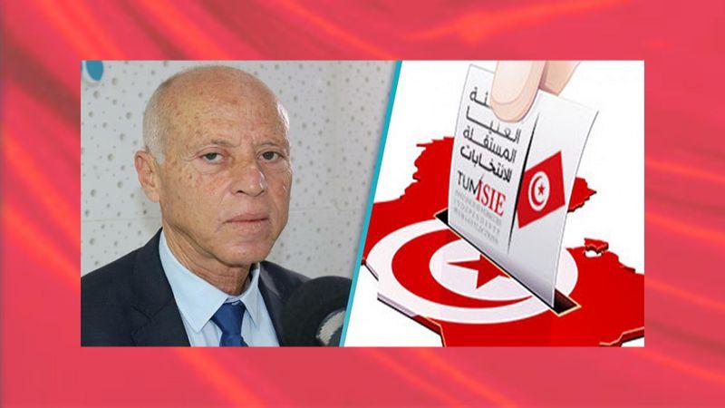 """المرشح للانتخابات الرئاسية التونسية قيس سعيد لـ""""العهد"""": فلسطين ليست قابلة للبيع"""