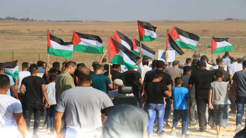 """جمعة """"حماية الجبهة الداخلية"""" في غزة .. للتصدي لمحاولات تهويد الأرض"""