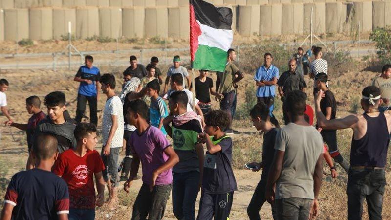 """غزة تستعدّ لجُمعة """"حماية الجبهة الداخلية"""""""
