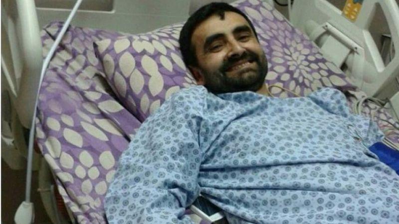 استشهاد الأسير الصحفي بسام السايح في سجون الاحتلال