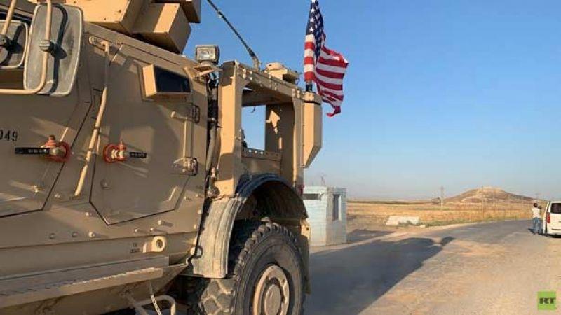 دوريات أمريكية تركية تنتهك سيادة سوريا في المنطقة الآمنة شرق الفرات