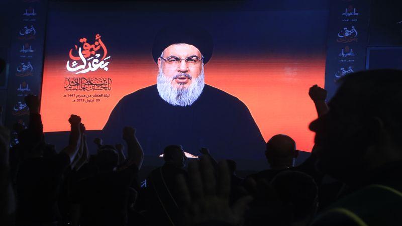 السيد نصر الله: مخيمنا لن يحاصَر ونحن سنقول للإمام الخامنئي في وجه اميركا واسرائيل ما تركناك يا ابن الحسين
