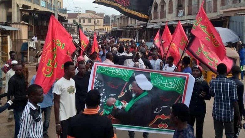 نيجيريا: عشرات الشهداء وإصابة واعتقال المئات في استهداف عنيف للمواكب الحسينية