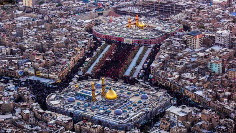 الملايين يحيون ذكرى استشهاد الإمام الحسين (ع) في كربلاء المقدسة